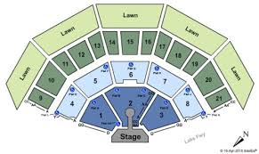 American Family Insurance Amphitheater Tickets Seating
