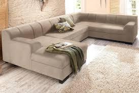Polsterecke Laguna Sofa U Form Wohnlandschaft Hübscher Couch