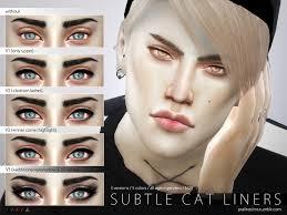subtle cat liners n29