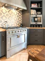 small tile backsplash behind stove only medium size of tiles artistic small tile in kitchen modern