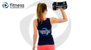 upper body and abs workout pound upper body workout for strength and coordination