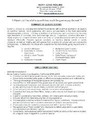Waiter Resume Examples Cool Resume Of A Waiter Waiter Objective Resume Waitress Resume Examples
