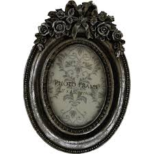 ornate oval photo frame 2 5 x 3 5 gifts for grandpas at the works