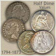 Half Dime Value Quietly Climbing Higher