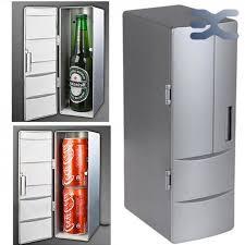 office mini refrigerator. Photo 5 Of 12 Mini Fridge For Office #5 2Per Lot Portable Practical USB Desktop PC Refrigerator