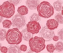 Rose Pattern Amazing Rose Pattern Stock Vector Colourbox