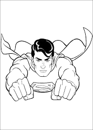 Small Picture Superman Coloring Pages For Print Save The City Super Heroes