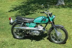 1969 1971 yamaha ds6 c street scrambler