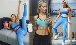 Founded by chris brasher and. Kate Lawler How Does The Dj Stay Fit And Maintain A Sleek Physique Fitness Regime R Express Co Uk