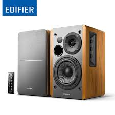 home theater front speakers. edifier r1280db hd bluetooth wireless speaker home theater party sound system with 4\ front speakers