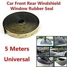 5M Sealed Strips Trim Moulding For Car Windshield ... - Amazon.com