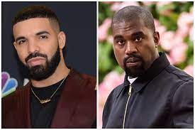 Kanye West Appears to Share Drake's ...