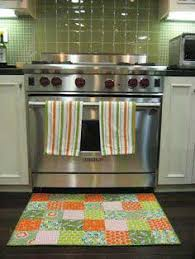 Rug Patterns - Over 100 Free Patterns for Rugs at SewPin.com & Quilted Kitchen Floor Mat Adamdwight.com