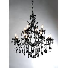 chandeliers luciana 12 light chandelier costco warehouse of tiffany russhelle 12 light black metal chandelier
