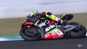 Aprilia Racing Team Gresini preview the Gran Premio Red Bull de España -  YouTube