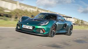 Lotus Exige review: new Cup 430 driven   Top Gear