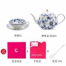 senarai harga avalon china english afternoon tea set creative teapot coffee mug set european style household