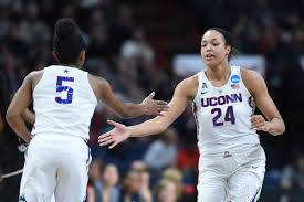 south carolina put up the best fight they could but uconn was unstoppable on monday punching their ticket once again into the final four