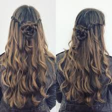 Hairstyle Waterfall 20 insanely cute waterfall hairstyles to try hairstyle monkey 1849 by stevesalt.us