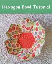 Fabric Bowl Pattern