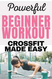 powerful workout for beginners
