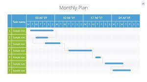 Gantt Charts Keynote Presentation Template For Mac Keynote