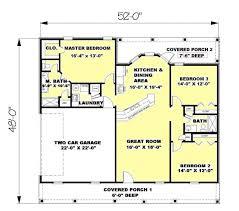 1 Level 3 Bedroom 2 5 Bath House Plan Plans Bed Farmhouse