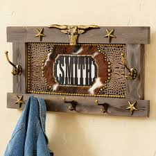 Western Coat Rack Western Personalized Coat Rack 4