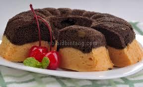 Resep Cake Kukus Labu Kuning Lapis Cokelat Tabloidbintangcom