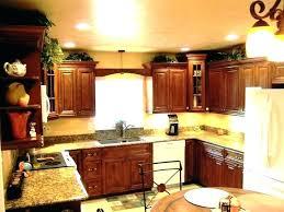 under cabinet rope lighting. Above Cabinet Rope Lighting Kitchen Cabinets White Light Grey Walls Under