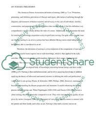 Example Philosophy Essay My Nursing Philosophy Essay Example Topics And Well