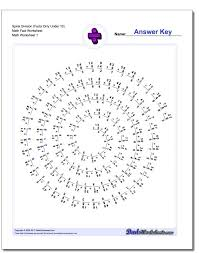 Math Facts To No Zeros Grade Worksheets Kindergarten Math Worksheets ...
