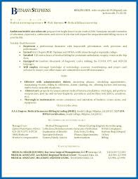Objective For Resume Examples For Medical Field Medical Field Resume ...