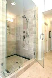 appealing average cost of glass shower doors cost average cost frameless