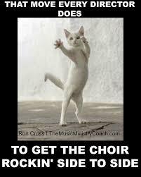 Choir directors and teachers almost always leave a special mark on their students. Choir Director Jokes