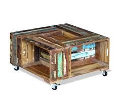 madera maciza reciclado vidaxl tabla