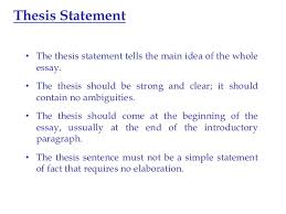 essay writing nd upload thesis statement • the
