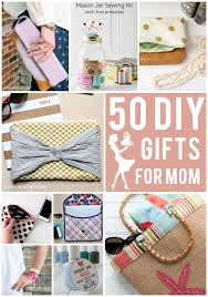 50 diy mothers day gift ideas diy gifts for mom