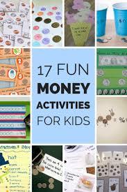 17 Fun Money Activities To Help Kids Understand Coins Values