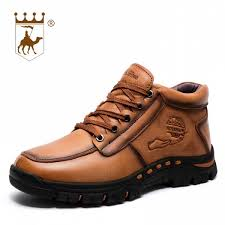 senarai harga backcamel men s leather martin boots england high short boots male wild casual winter snow