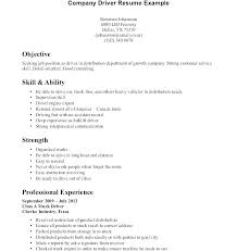 Pizza Delivery Resumes Company Driver Sample Resume Route Driver Resume Delivery