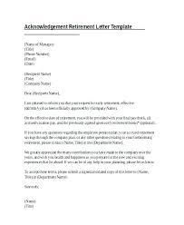 retirment letter letter of retirement samples retirement resignation letter for nurse