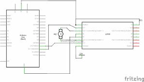 dc motor control arduino tutorial maxphi lab dc motor arduino connection