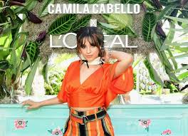 camila cabello l oreal have launched a gorgeous makeup collection