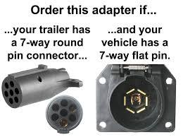 7 way connector facbooik com 7 Way Flat Wiring Diagram 7 pin trailer connector wiring diagram the fact button is still 7 way flat trailer wiring diagram