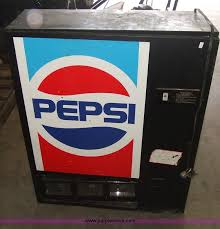 Pepsi Vending Machine Serial Number Enchanting Pepsi Vending Machine Item 48 SOLD May 48 Government