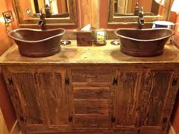 Rustic Bathroom Vanities Design Traditional Image Designs Ideas