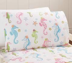 seahorse baby bedding designs