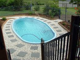 to start ion of the pool a deposit is required to get it on the road cleared funds need to be received with in ground pool installers