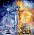 Схема вышивки богини правосудия